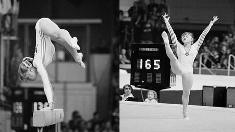 La trágica historia de Elena Mukhina, la primera gimnasta que venció a Nadia Comăneci