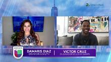 Legendario jugador de fútbol americano Victor Cruz se une a la familia de Univision