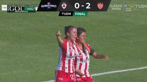 Necaxa sorprende a Cruz Azul y obtiene su primer victoria del torneo