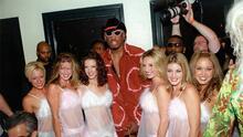 ¡Fiestas locas! Siete días se necesitaban para recuperarse de las reuniones de Rodman