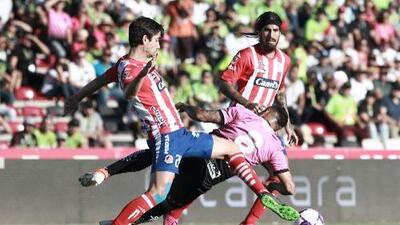 Cómo ver Atlético San Luis vs. Querétaro en vivo, por la Liga MX 20 de Octubre 2019