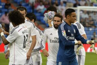 CR7 comanda goleada del Madrid a Elche