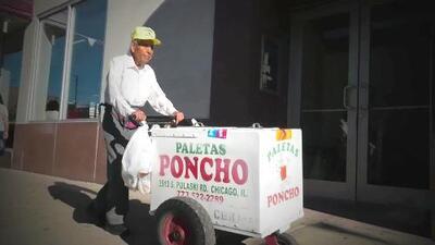 Muere Don Fidencio, el paletero mexicano de Chicago que recibió miles de dólares tras conmover al mundo con su esfuerzo