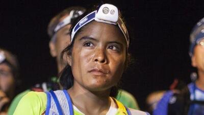 Conozca a la primera deportista mexicana de origen tarahumara que participó en maratón de España