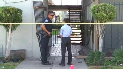 Una balacera entre pandillas habría dejado ocho heridos en San Bernardino