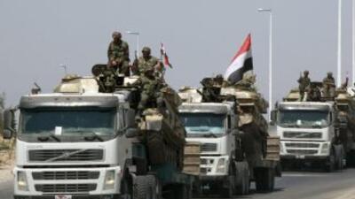 La oposición siria se organiza y el régimen se apoya en su aliada Rusia