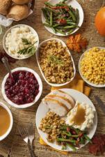 3 recetas latinas para Thanksgiving