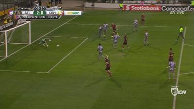 Atlanta United no pierde el tiempo y ya empató el global con gol de Gressel a pase de Barco