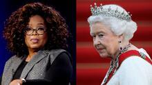 Batalla de reinas en la TV: Isabel II se le adelanta a Oprah Winfrey con Meghan Markle