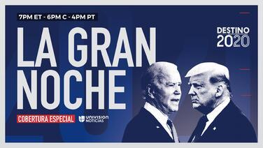 Cómo seguir la noche electoral en las plataformas digitales de Univision Noticias