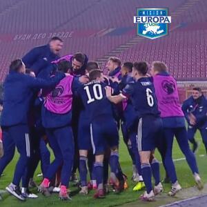 Resumen   Serbia 1-1 Escocia, una definición cardíaca en penaltis