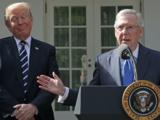 """Acusó a Trump de ser """"responsable"""" del asalto al Capitolio, ahora McConnell dice que lo apoyará si es candidato en 2024"""