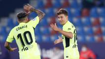 Un fantasma habría impedido el triunfo del Atlético de Madrid