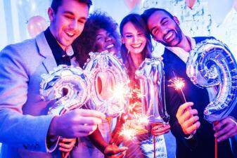Prepárate para cumplir tus propósitos de año nuevo según tu signo zodiacal