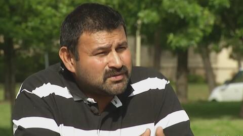 Tras ser deportado cuatro veces, este inmigrante se enteró de que podía ser ciudadano de EEUU