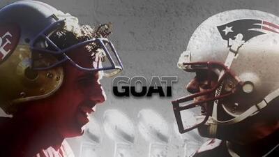 Tom Brady o Joe Montana: ¿Quién es el más grande de todos los tiempos? | Patriots vs. 49ers