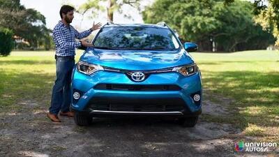 Toyota RAV4 Hybrid 2016 - Prueba A Bordo [Full]