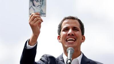 Guaidó no descarta que Maduro y sus más cercanos colaboradores puedan acogerse a la ley de amnistía