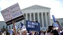¿Punto muerto? Dónde se librarán batallas sobre el acceso al aborto en EEUU este año
