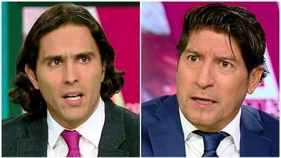 Aldo de Nigris y el 'Bam-Bam' Zamorano analizaron los candidatos a ganar la Copa MX