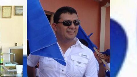 Alexander Ardón, exalcalde del Partido Nacional.Crédito: Cortesía de La Prensa.