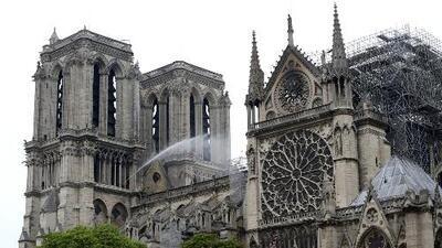Tras el incendio, estiman que la restauración de Notre Dame podría demorarse hasta 10 años