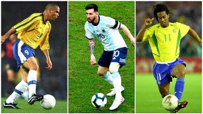 """Thiago Silva colocó a Messi por encima de Ronaldinho y Ronaldo: """"No tiene comparación"""""""