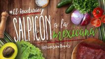 Salpicón a la mexicana #ElRecetario