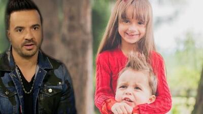 """""""No hay FaceTime que valga"""": Luis Fonsi sufre por el tiempo que no puede estar con sus hijos"""