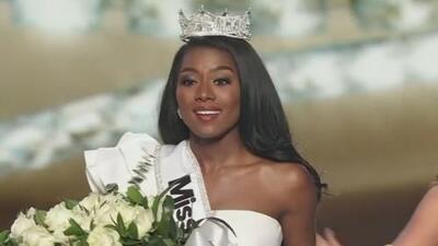 Miss Nueva York se corona como Miss América 2019, en el primer certamen sin desfile de traje de baño