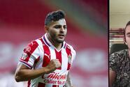 Preparador físico reclama pago a jugador de Chivas