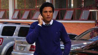 Miguel Ángel estuvo a punto de encontrarse con Alejo