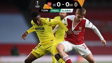 Los postes le dan el boleto a una Final histórica al Villarreal