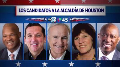 Cómo y cuándo ver el debate de los candidatos a la alcaldía de Houston esta noche