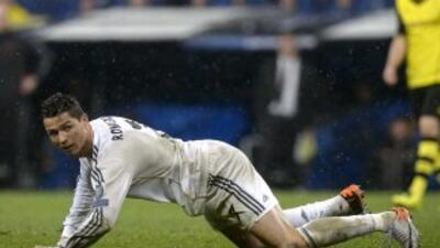 Cristiano Ronaldo sufre lesión en el bíceps femoral izquierdo