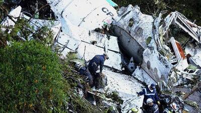 El último contacto entre la torre de control y el piloto del avión donde viajaba el equipo Chapecoense