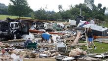 Cientos de tornados han dejado muerte y destrucción en los últimos días en varias partes de EEUU