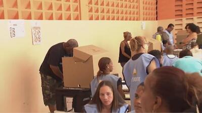 Así transcurrieron las elecciones primarias de este domingo en República Dominicana