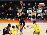 Suns eliminan a Lakers en los playoffs con gran actuación de Devin Booker