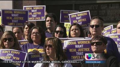 Trabajadores sociales reaccionan ante caso de Gabrielito