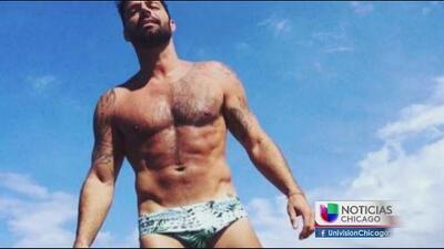 Ricky Martin enciende las redes sociales con candente foto