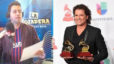 Exclusiva de Maikito: la lista de los primeros nominados a los Latin Grammy