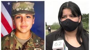"""""""Hay más involucrados"""": Hermana de Vanessa Guillén cuestiona investigación del Ejército"""