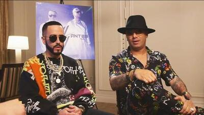 Wisin y Yandel, listos para volver a ser el 'Dúo de la historia' (y hasta tienen a su 'Reina del reggaeton')