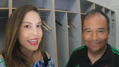 Ángel Arévalo contó varios secretos de vestuario del Tri previo al Mundial Rusia 2018