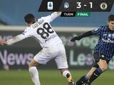 Atalanta gana, está en zonda de Champions y se alista para el Real Madrid