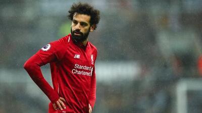 Se confirma la baja de Mohamed Salah para la vuelta de Champions ante el Barcelona