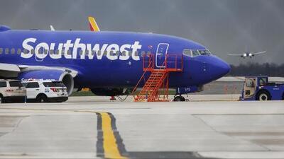 Southwest: Es un día triste y nuestro corazón está con la familia de la cliente fallecida