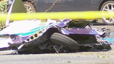 Identifican a las víctimas mortales que dejó el desplome de una avioneta en California