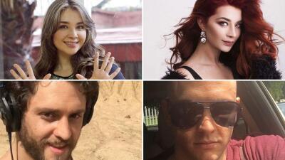 Los cambios de look más radicales de las estrellas de telenovela